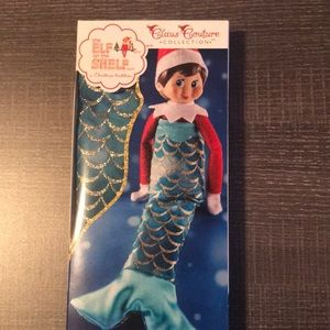 Elf on the shelf Mermaid costume